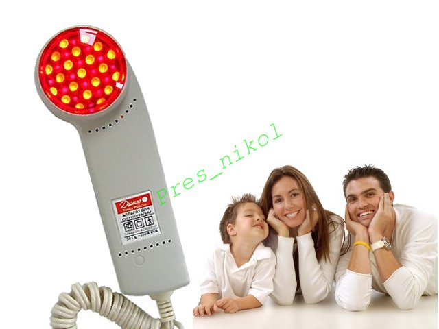 Phototherapy device Duna. Cosmetic and medical. Brand new. Works in the USA