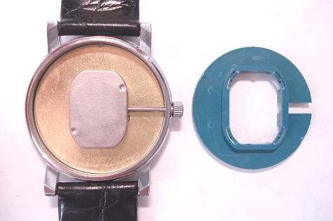 Mechanical watch Luch inside 2