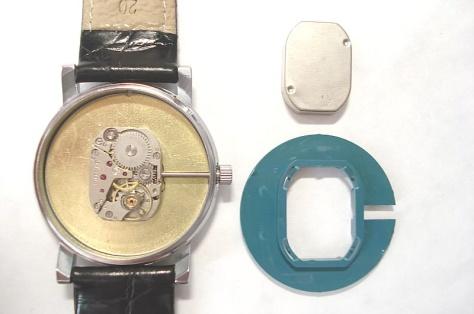 Mechanical watch Luch inside 3